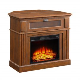 Sumner Corner Media Fireplace