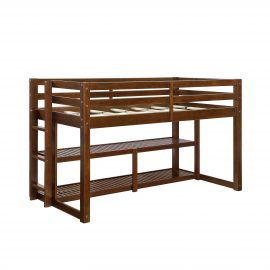 Greer Twin Loft Storage Bed