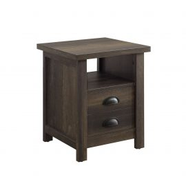 Granary Modern Farmhouse End Table