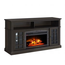 Media Fireplace Console for TVs up to 70