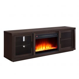 Steele Media Fireplace