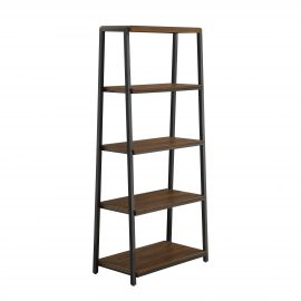 Arris 4-Shelf Tower Book Shelf