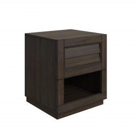 Ellis Shutter End Table
