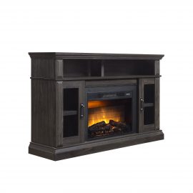 Layton Media Fireplace
