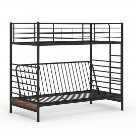 Beckett Futon Loft Bed