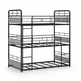 Anniston Triple Bunk Bed