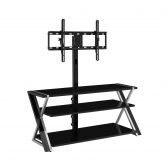 Xavier 3-in-1 Flat-Panel TV Stand